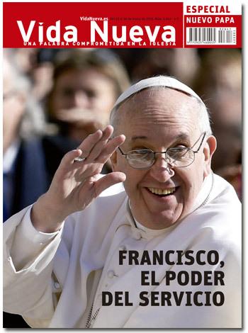 Portada Vida Nueva 2841 nuevo papa Francisco G
