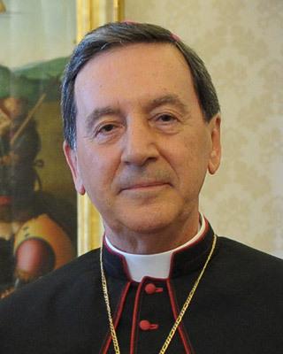 cardenal Rubén Salazar Gómez, arzobispo de Bogotá