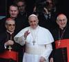 papa Francisco en basílica Santa María la Mayor 14 marzo 2013