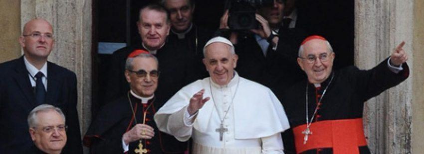 papa Francisco basílica Santa María la Mayor