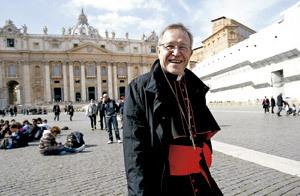 Walter Kasper, cardenal alemán