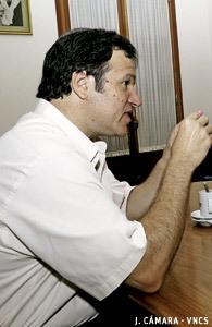 rabino Marcelo Polakoff en el Encuentro Vida Nueva preparando cónclave 2013
