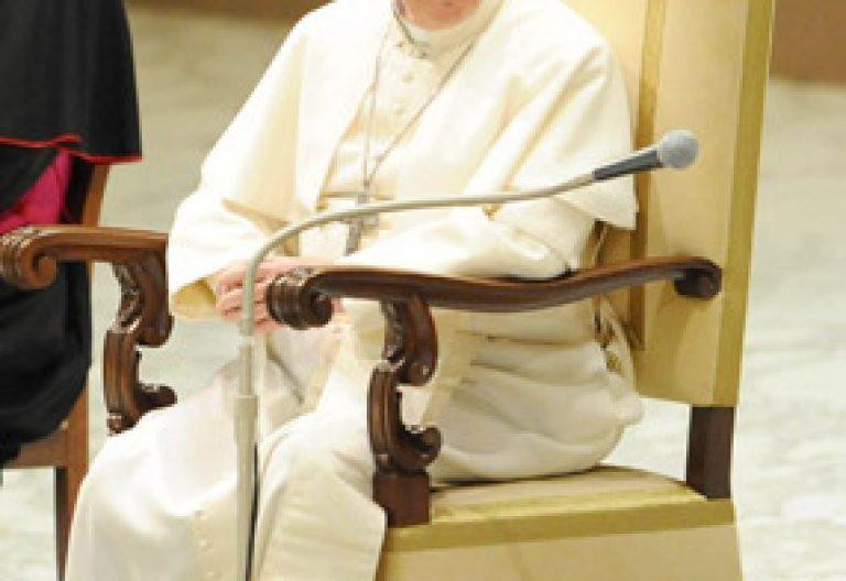 papa Francisco encuentro periodistas 16 marzo 2013
