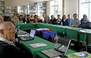 reunión de la CLAR febrero 2013 México DF