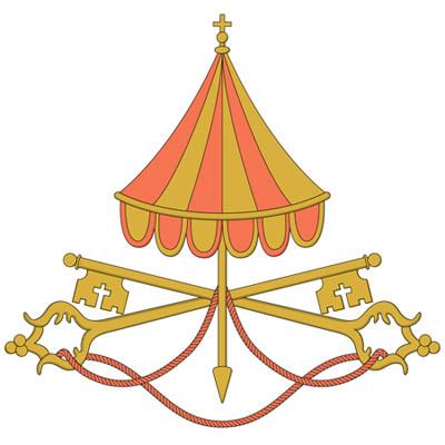 símbolo sede vacante