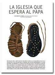 VN 2839 portada Pliego La Iglesia que espera al papa