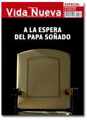 Vida Nueva portada Especial A la espera del papa soñado