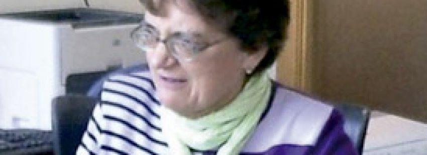 Cleofé Rodríguez, Religiosa oblata responsable del Proyecto Vagalume trata de personas Santiago de Compostela