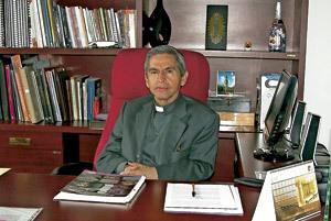 Francisco Escobar, obispo mexicano y presidente de la Pastoral Indígena en México