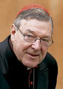 George Pell, cardenal arzobispo de Sydney