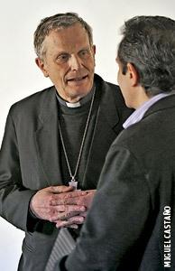 Henri Brincard, obispo de Le Puy-en-Velay Francia