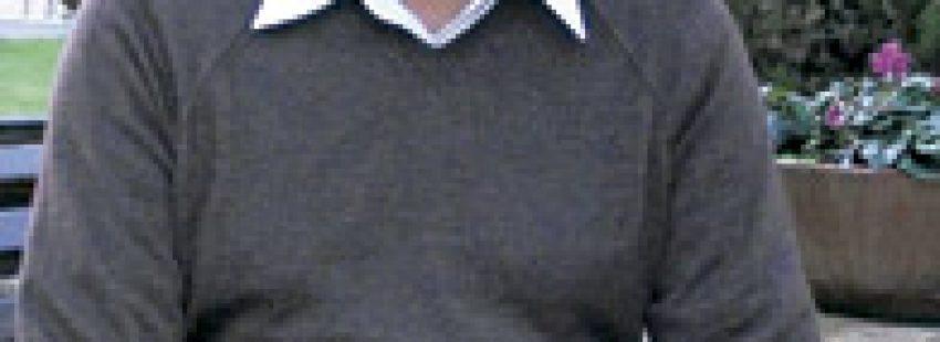 Joachim Rego, superior de los Pasionistas