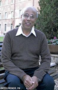 Joachim Rego, superior general de los Pasionistas