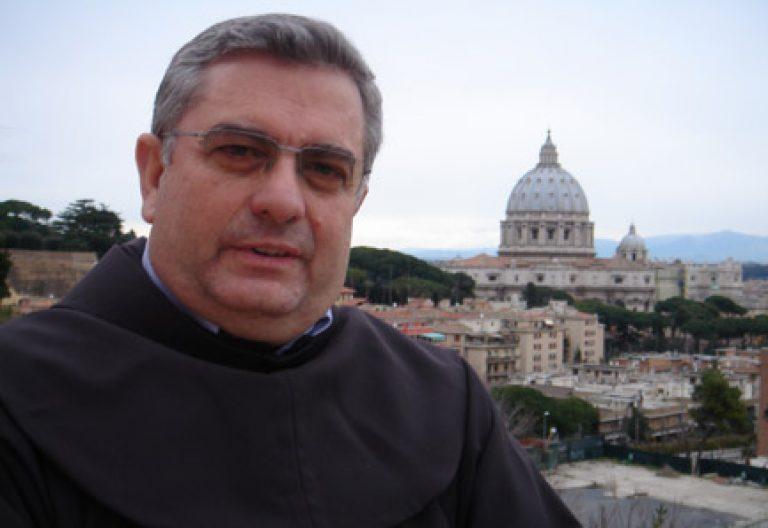José Rodríguez Carballo, franciscano, nuevo secretario vaticano religiosos