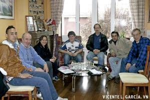 Loiolaetxea, casa de acogida a exreclusos de los jesuitas en San Sebastián
