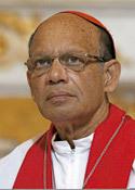 Oswald Gracias, cardenal arzobispo de Bombay