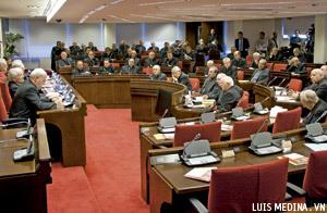 Asamblea Plenaria CEE abril 2013