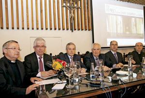 950 aniversario de San Isidoro de León, presentación de la programación cultural especial
