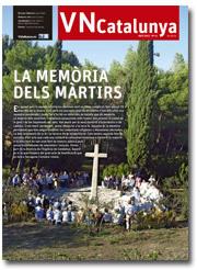 VidaNuevaCatalunya portada mártires beatificación de Tarragona abril 2013