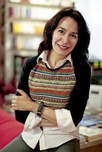 Verónica Murguía, escritora mexicana, ganadora premio Gran Angular 2013