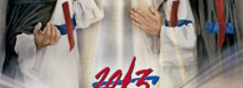 cartel del Año Jubilar Trinitario 2013