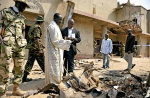 ataque contra los cristianos en Nigeria a cargo grupo islamista Boko Haram