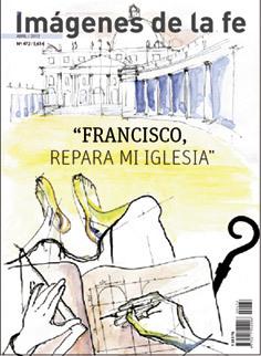revista Imágenes de la fe, papa Francisco, abril 2013
