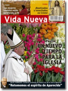 Vida Nueva portada 2842 Pascua 2013 p