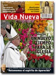 Vida Nueva portada 2842 Pascua 2013_180x240