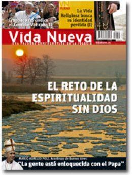 Vida Nueva portada Espiritualidad sin Dios p