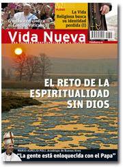 Vida Nueva portada Espiritualidad sin Dios abril 2013 p