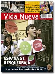 Vida Nueva portada Cómo la crisis cambia a España mayo 2013 p
