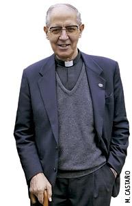 Adolfo Nicolás, padre general de la Compañía de Jesús, visita España mayo 2013