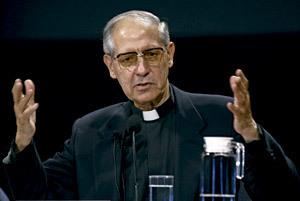 Adolfo Nicolás, padre general de los jesuitas y nuevo presidente de la USG