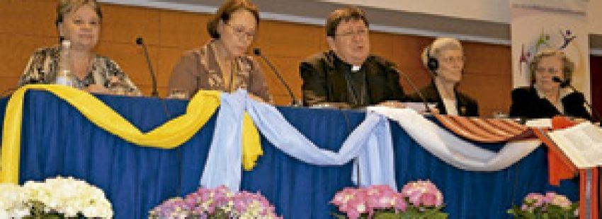 Joao Braz de Aviz en la Asamblea General de la UISG mayo 2013