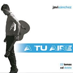 A tu aire, disco de Javi Sánchez