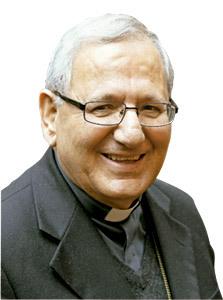 Louis Raphael I Sako, patriarca de Babilonia de los Caldeos
