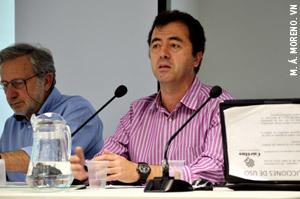 Luis Ayala, profesor de la Universidad Rey Juan Carlos y miembro de la Fundación Foessa