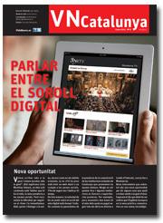 Vida Nueva Catalunya enero 2013 Parlar entre el soroll digital
