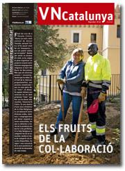 Vida Nueva Catalunya portada mayo 2013 - Els fruits de la col·laboració