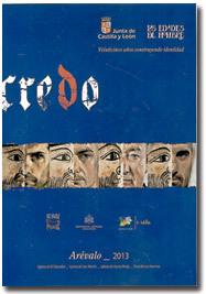 cartel de Credo Las Edades del Hombre Arévalo 2013