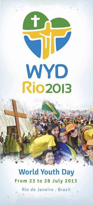 JMJ Río 2013 cartel vertical