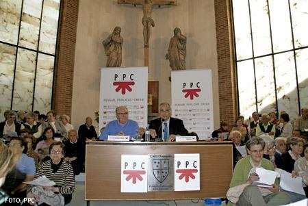conferencia de José Antonio Pagola en Madrid mayo 2013