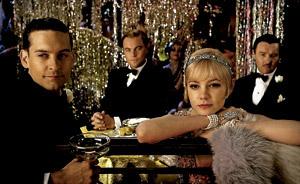 El gran Gatsby película de cine