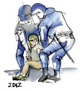 ilustración 2849 La última Fernando García de Cortázar