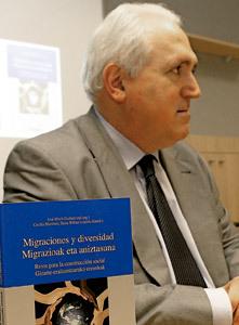 libro Migraciones y diversidad, sobre la labor de acogida de los jesuitas
