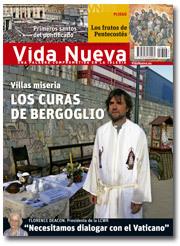 Vida Nueva portada Curas villeros mayo 2013 p
