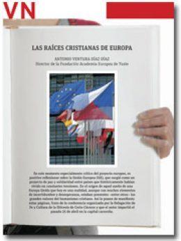 Vida Nueva Pliego Raíces cristianas de Europa junio 2013