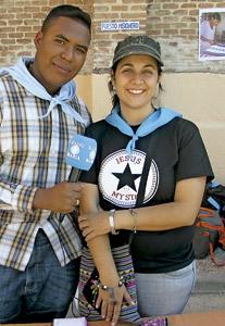Ana López Castaño, misionera laica vicenciana