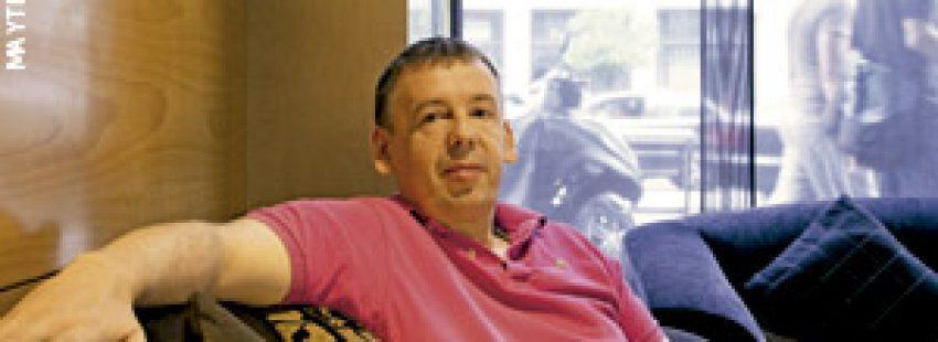 James Alison, teólogo británico